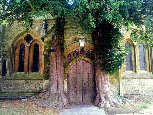 Най-известните входни врати в света