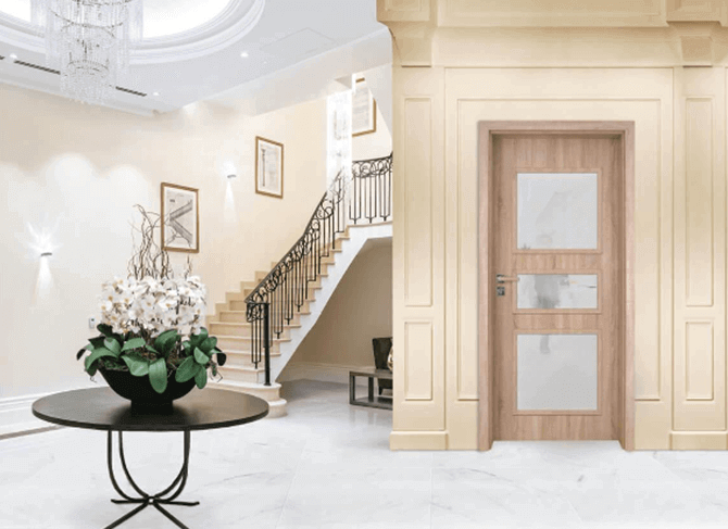 5 страхотни модела за интериорна врата