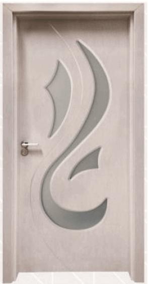 интериорна врата цвят перла