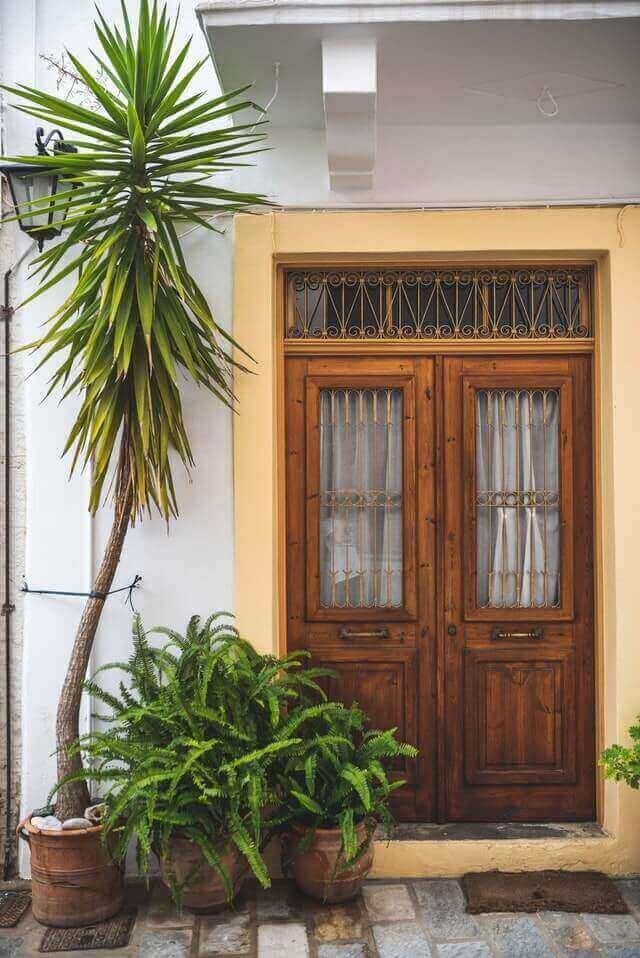 5 Страхотни предложения за входна врата