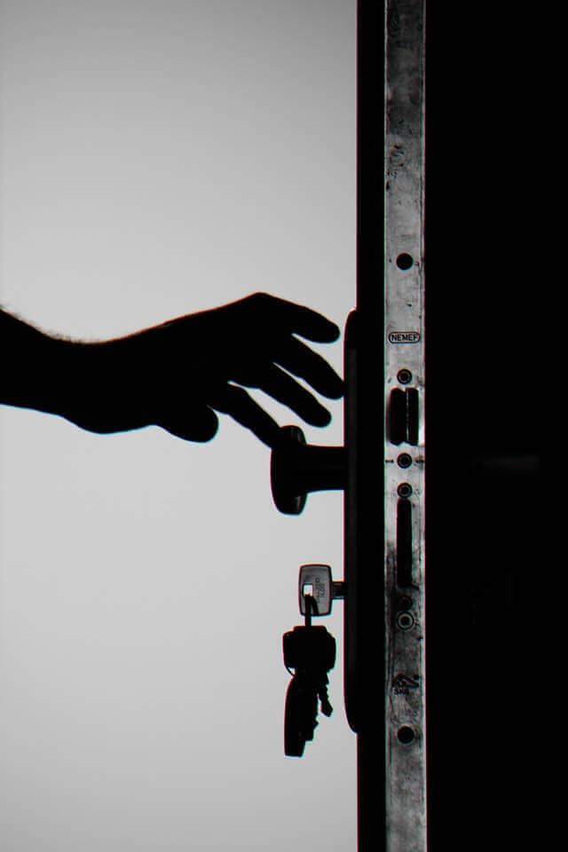 врата с ключ