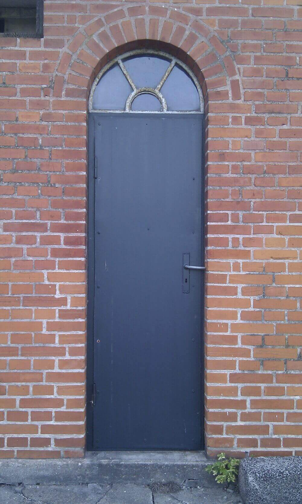 Сигурността при блиндираните врати