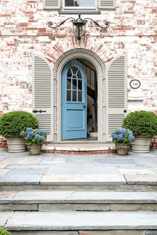 Какво казва входната ви врата за вас?