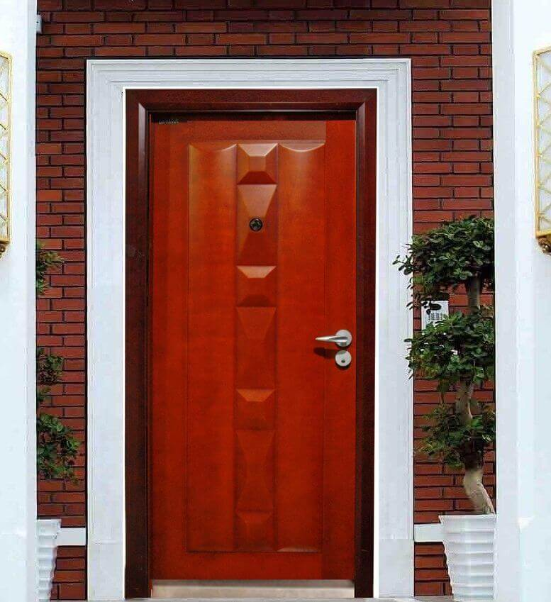 3 начина за устойчивост на атмосферни влияния за блиндирана врата тази зима