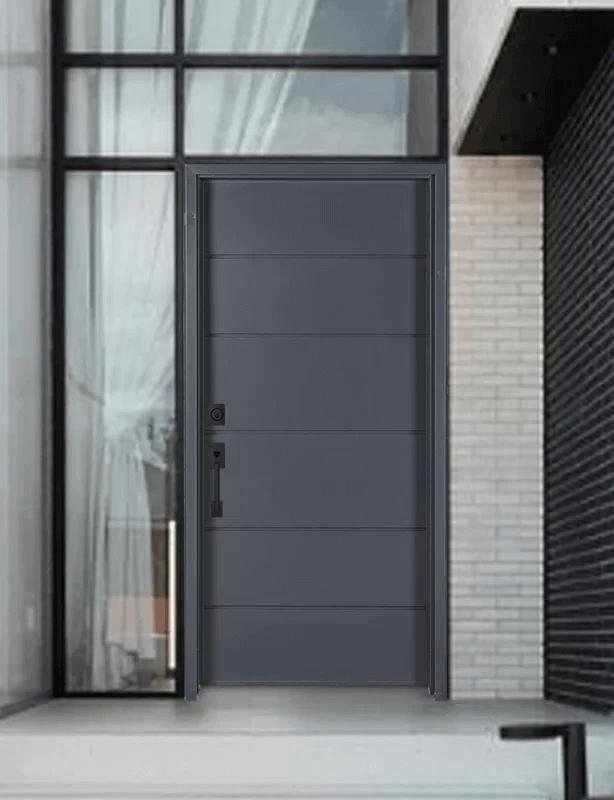 Алуминиева Входна Врата 2020